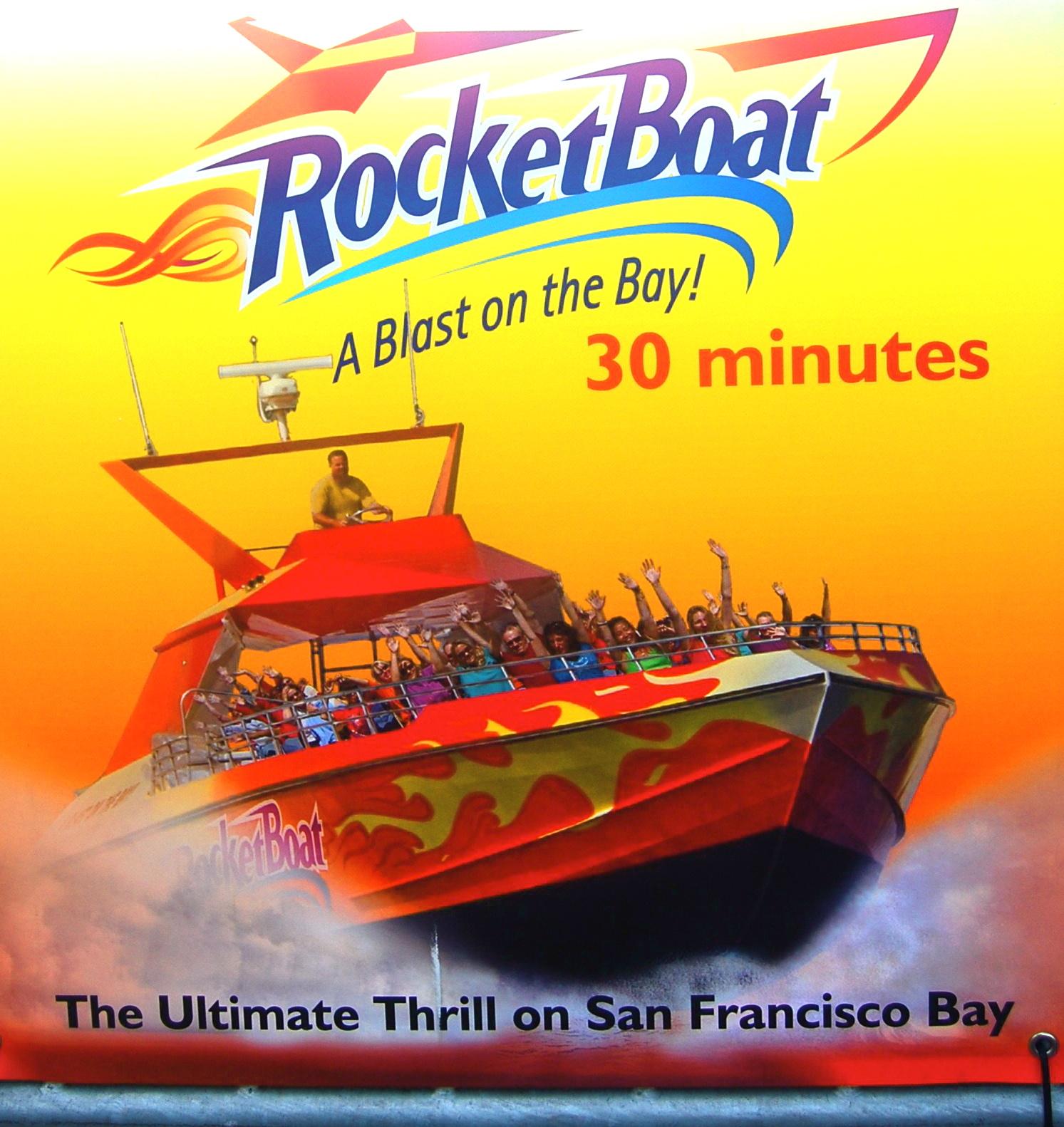U S San Francisco Rocket Boat Winairtravel