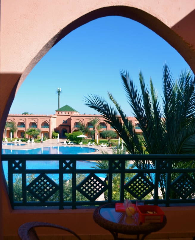 Marrakesh winairtravel for Another word for balcony